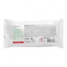 Medisept Velox dezinfekční ubrousky bez alkoholu náhradní balení 100 ks