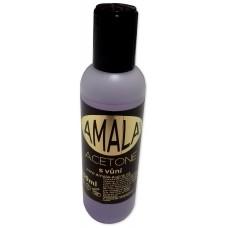 Amala Odlakovač a odstraňovač gel laku s vůní levandule a lanolinem 100 ml