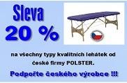 Sleva na výrobky firmy POLSTER
