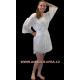 Amala Kimono jednorázové LUX bílé 5 ks