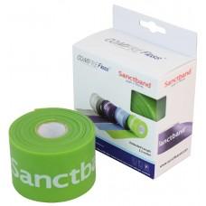Kompresní guma Flossband by Sanctband extra dlouhá 5 cm x 3,5 m limetka slabá