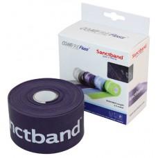 Kompresní guma Flossband by Sanctband extra dlouhá 5 cm x 3,5 m švestka silná