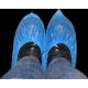 Amala Návleky na obuv 15 x 36 cm modré 10 ks