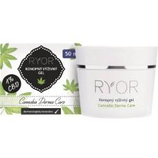RYOR Konopný výživný gel 50 ml