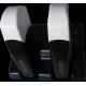 Biemme Ohřívač DUO-stojánek a dva MONO ohřívače, na vosk 100 ml - černobílý