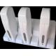 Biemme Ohřívač TRIO-stojánek a tři MONO ohřívače, na vosk 100 ml - bílý