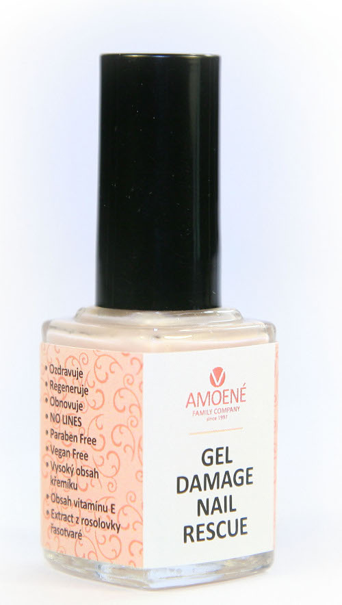 Amoene Gel Damage Nail Rescue 12 ml
